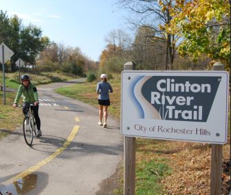 clinton river trail