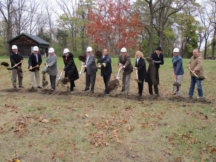 Groundbreaking Ceremony Held for Shelby Township Fire Station No. 4