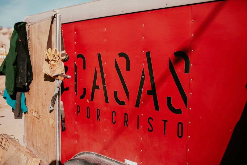 """Casas Por Cristo"" is headquartered in El Paso, Texas, and works with mission trips and local officials and volunteers to bring much-needed housing to many Latin American countries."