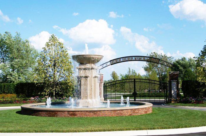 Clinton Township George George Park