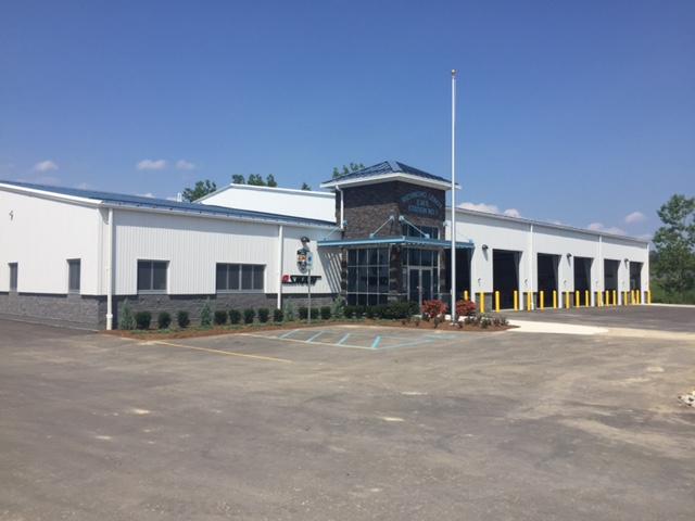 Richmond Lenox EMS; Smart Headquarters; Ribbon cutting